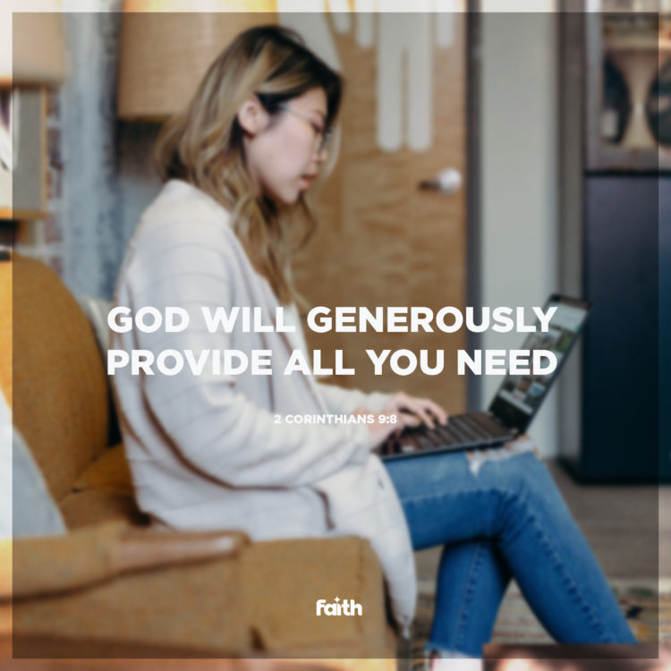 Tap into God's Riches in Glory!