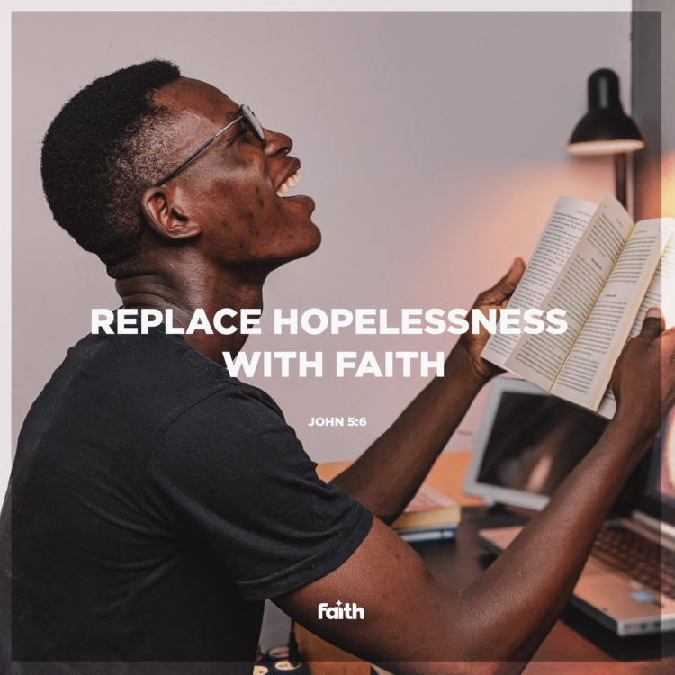Let God's Truth Deal with Your Hopelessness