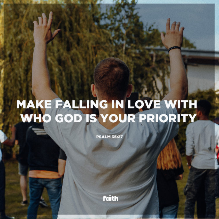 Faith is Activated by Love