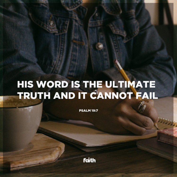 You Have God's Word on It!