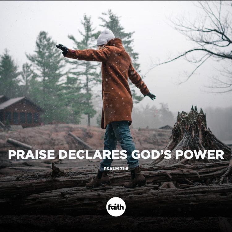 Praise Brings Change