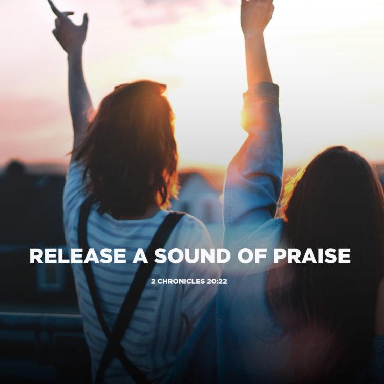 Praise Pulls Down Walls!
