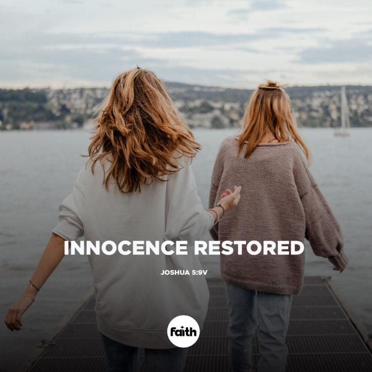 Innocence Restored