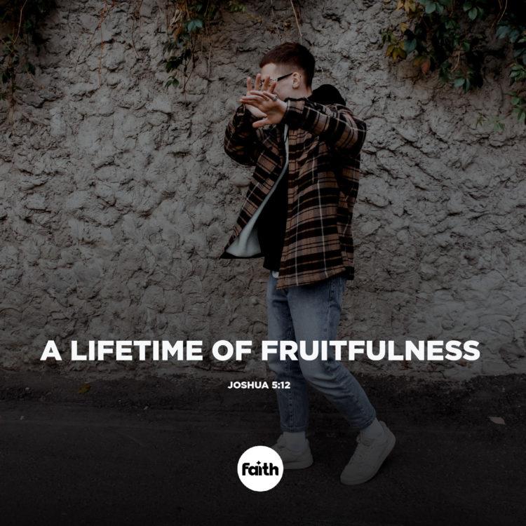 A Lifetime of Fruitfulness