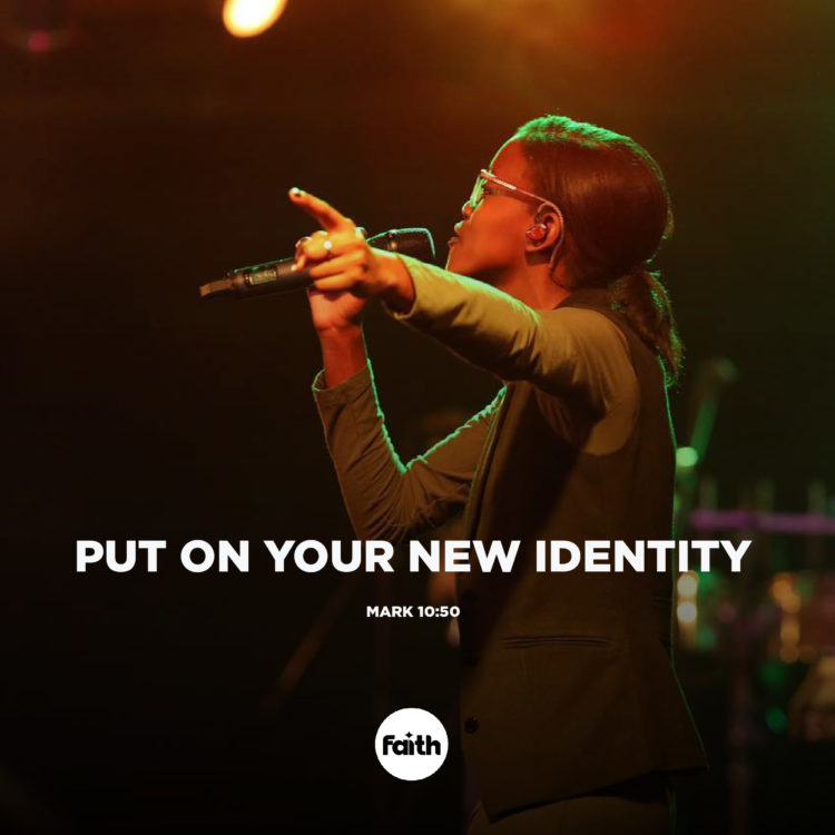 Put on Your New Identity