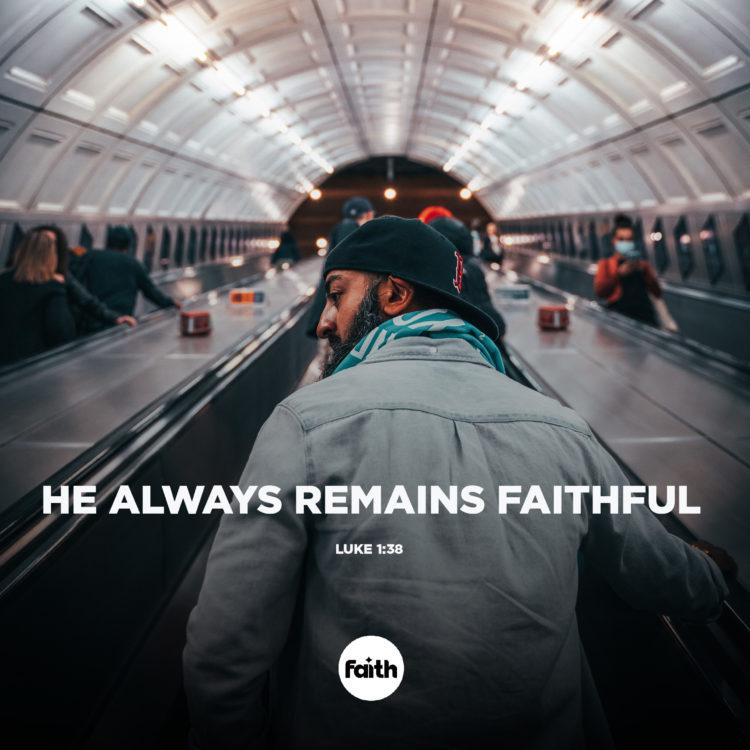 Never Ending Faithfulness